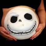 Jack Skellington baby bump