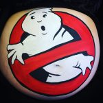Ghostbusters baby bump art