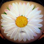 Flower bump paint